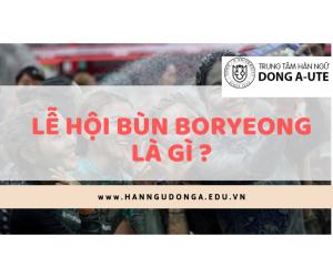 le-hoi-bun-boryeong-la-gi